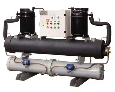 保护装置  高低压手动复归开关,防冻开关,安全阀(350 psig),压缩机